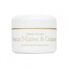 Крем для смешанной и жирной кожи SPECIAL CREAM MIXED AND OIL SKINS (Gernetic)